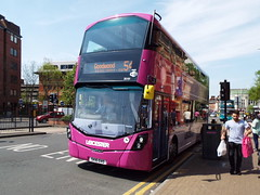SK16GYO (47604) Tags: bus leicester first 35191 sk16gyo