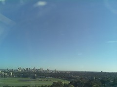 Sydney 2016 May 04 08:03 (ccrc_weather) Tags: sky outdoor sydney earlymorning may australia automatic kensington unsw weatherstation 2016 aws ccrcweather