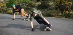 pearse (paul_r_fitzgerald) Tags: ireland dublin mountain hill skating slide downhill longboard skateboard longboarding longboarder ticknock dublinlongboardcrew