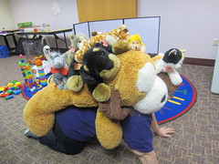024 - Copy (myjcpl) Tags: stuffedanimals sleepover
