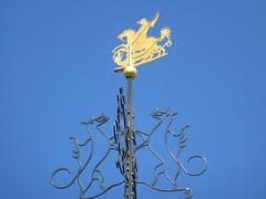 St George's Theatre, King Street, Great Yarmouth, Norfolk (LookaroundAnne) Tags: norfolk weathervane yarmouth greatyarmouth saintgeorge gwuk