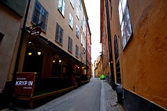 DSCF5313 (Peter Ghita) Tags: city stockholm gamlastan oldcity fujifilmxt1 samyangcsc12mmf20ncscs