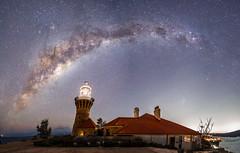 The Milky from an Australian Perspective (AndrewJay!) Tags: stars milkyway milky way australia nikon sydney barrenjoey