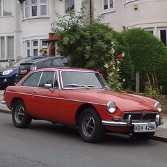 (uk_senator) Tags: 1975 mgbgt mgb gt mg bgt red