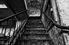 DSC_3496 (Kubiii Photography) Tags: gelb photography nikond7000 nikon nikonphotography leipzig kubiiiphotography lostplaces lost places blackwhite urbex urbexworld abandoned abandonedplaces picture scary grey