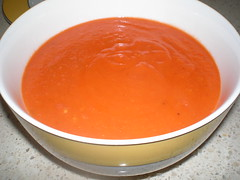 Creamy Tomato Soup (dimsimkitty) Tags: veganomicon