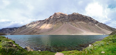 Chandrataal (4300m) (_Amritash_) Tags: chandrataal lake crescentlake lakeofthemoon panorama panoramicview mountains clouds mountainpeak landscapes landscape spiti lahaul himachalpradesh himalayas himalayanlandscape travel travelindia travelinindianhimalayas roadtripinhimalayas sacred