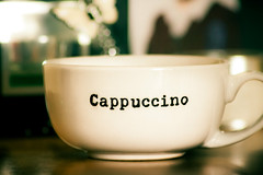My favourite start to the day (Leanne Starkie Photography) Tags: cappuccino coffee love caffine drink still life