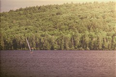 Fun times (toddrappitt) Tags: vegetarian6 holidays windsailing lakeoftworivers water lake provincialparks canada ontario algonquinpark t4i rebel canon