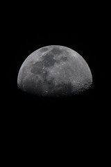 Lunar (jeff's pixels) Tags: moon lunar astrophotography d500 300mm fade nikon teleconverter