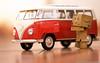 Holiday (prashant adukia) Tags: danbo welly diecast diecastcars volkswagen prashantadukia prashantadukiaphotography revoltech