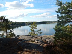 View on the Kärsön nude beach (Flicker Classic Person) Tags: stockholm drottningsholm kärsön nudebeach fkk safe 2016 sweden nakenbad strand sverige nude naked nudist naturist beach rocks island