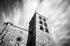 Valdeolivas (javimm74) Tags: valdeolivas iglesia bw blancoynegro largaexposicin longexposure largaexposicindiurna daytimelongexposure church