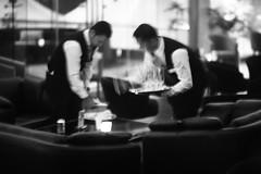 Messing with the motion (N A Y E E M) Tags: johnny khoka bartenders lastnight baikalbar hotel radissonblu chittagong bangladesh sooc raw unedited untouched unposed availablelight indoors movement motion blur light