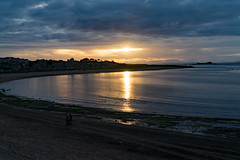 Sunset (mikeinromsey) Tags: north berwick sunset scotland firth forth