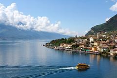 Limone sul Garda. Lago di Garda. (elsa11) Tags: limonesulgarda lakegarda lagodigarda gardameer gardasee lake meer see brescia italy italia itali mountains explore