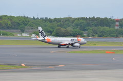 Jetstar Japan Airbus A320-200 JA12JJ (ta152eagle) Tags: 成田空港 jjp a320200 rjaa ja12jj
