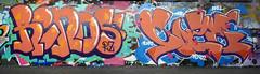 Leake Street (cocabeenslinky) Tags: street city uk england urban streetart london art writing lumix graffiti artist photos south united capital letters may kingdom tunnel can spray east panasonic waterloo graff leake se1 artiste 2015 dmcg6 cocabeenslinky