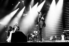 Roxette @ HMH Amsterdam 2015-1 (stonechambermedia) Tags: show bw white black amsterdam marie canon concert tour live per roxette hmh gessle fredriksson