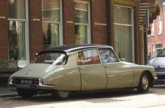 1967 Citroën DS 19 A (rvandermaar) Tags: 1967 citroën ds 19 a citroen citroends citroënds snoek sidecode1 import dr0880 rvdm