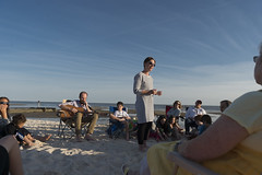 20150404007606_saltzman (tourosynagogue) Tags: usa beach dinner bonfire ms biloxi passover sedar havdalah tourosynagogue presedarservice