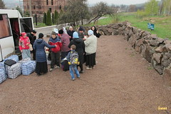 53. The refugees from Debaltsevo and Horlovka. April 18, 2015 / Беженцы из Дебальцево, Горловки. 18 апреля 2015 г.