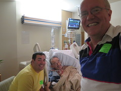 May 26, 2015 (339/365+3) (gaymay) Tags: california family gay portrait love hospital happy desert palmsprings triad