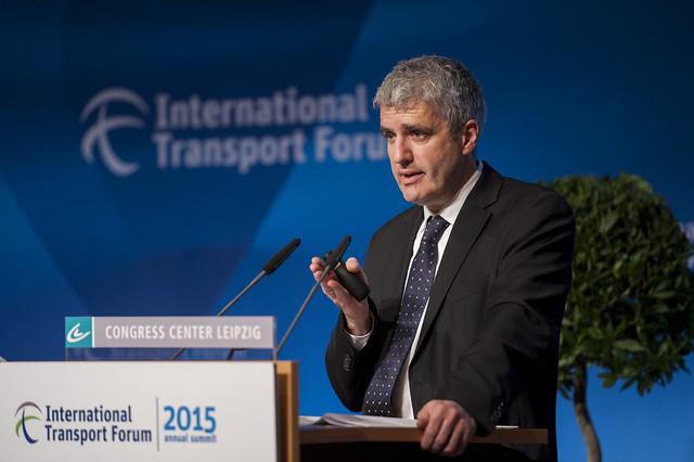 Jim Athanasiou presenting