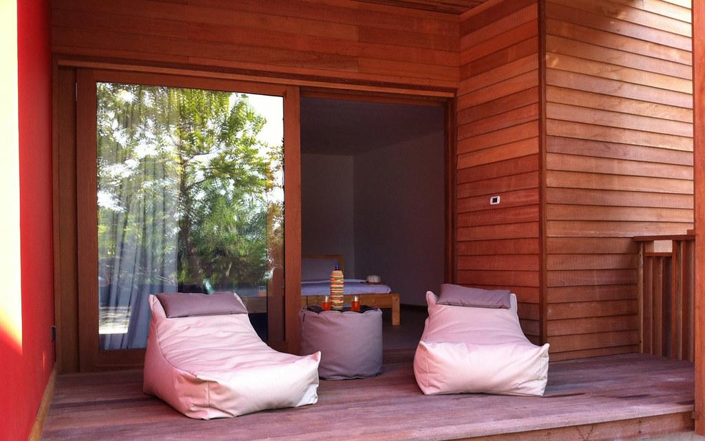 Beach Front Room - Veranda