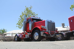 IMG_2785 (RyanP77) Tags: show california b white truck log model shiny trucker international chevy chrome r pete logger gmc peerless kw peterbilt ih kenworth cabover bullnose fruehauf