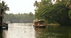 Leisure & pleasure (rupam1975) Tags: tourism houseboat kerala boating leisure backwaters alleppey alappuzha punnamada visitindia visitkerala