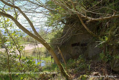 Lochaber Sand Mine