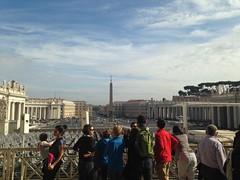 IMG_5495 (maciejhendrykowski) Tags: trip italy pope vatican rome roma history square europe basilica empire sanpietro stpeter swissguard christanity