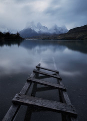 Kordan's Bridge (terenceleezy) Tags: chile patagonia southamerica argentina fitzroy torresdelpaine parquenacionaltorresdelpaine cuernosdelpaine miradortorres danielkordan danielkorzhonov