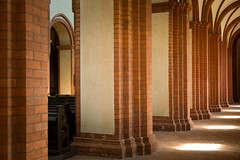 1X4A7264 (Andreas Kobs) Tags: sonne brandenburg kloster backstein lehnin