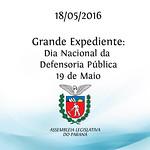 Grande Expediente 18/05/2016
