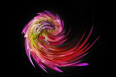 Chrysanthemum - Joy (Mazzlo) Tags: nikon colours joy twist mum r swirl chrysanthemum d5500 maureenlong mazzlo