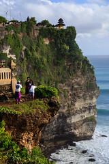Uluwatu () Tags: bali indonesia uluwatu tourist temple cliff hindu sea