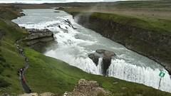 P1870426 Gullfoss waterfall  (8) (archaeologist_d) Tags: waterfall iceland gullfoss gullfosswaterfall