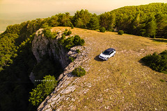 On the top. (arturii!) Tags: above trip travel light sunset summer nature beauty car wow landscape flying amazing cool nice interesting spain holidays europe tour view 4x4 superb exploring awesome great roadtrip catalonia aerial adventure route stunning viatge catalunya moment suv landrover discovery magical vacations overhead impressive pyrenees gettyimages overview drone dron dji arturii arturdebattk canonoes6d