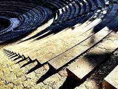 """Anfiteatro"" (atempviatja) Tags: escenario piedra anfiteatro"