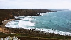 Pointe de Dinan  Bretagne  #sea #falaises #naturesauvage #beautifulplace #bretagne #nature #mer (helenecapel) Tags: sea beautifulplace nature naturesauvage falaises mer bretagne