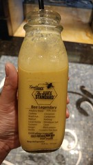 Healthy Drink-Bee Legendary! (videoqueen) Tags: juicestandard drink cosmopolitan cosmopolitanlasvegas nutritious nutmilk cashews walnuts brazilnut honey
