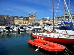 Bastia - Vieux-port (SyndromeDeStendhal) Tags: corse corsica glisesaintjeanbaptiste oldharbour