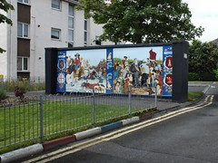 King Billy Mural (glynspencer) Tags: londonderry colondonderry northernireland gb