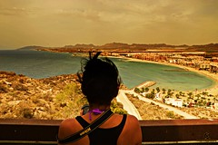 Mirador del Castillo de San Jun guilas (fotografiarayodeluna) Tags: espaa murcia playa mar aguilas