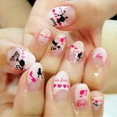 Princess Nails (piempong) Tags: princess nails