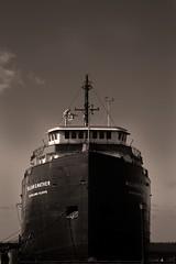 Day 09 (caswinchester) Tags: photober ship cleveland ohio lake erie original photography