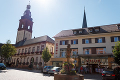 glise St. Arbogast  Haslach im Kinzigtal (aurelien.ebel) Tags: allemagne badewurtemberg eglise haslachimkinzigtal kinzigtal schwarzwald