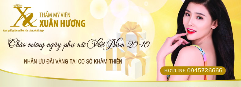 Chào mừng ngày phụ nữ Việt Nam, nhận ưu đãi vàng tại Khâm Thiên